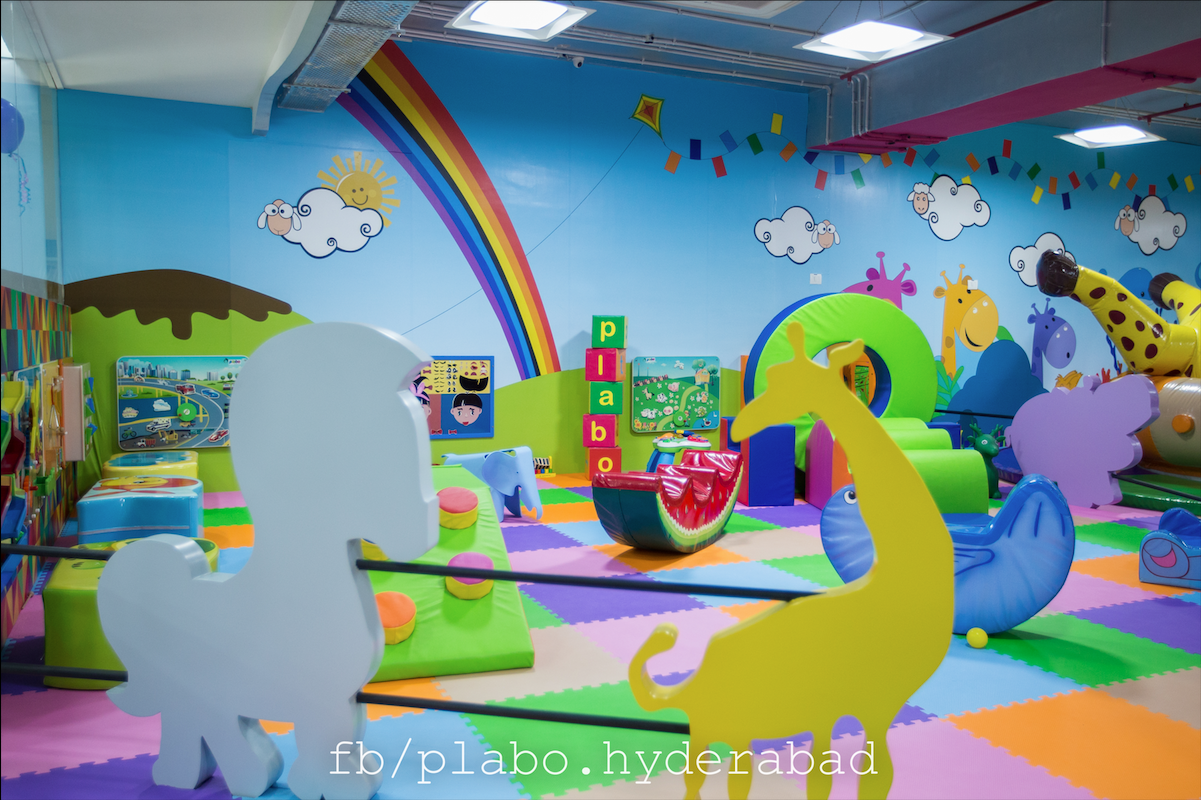 children's museum interior design