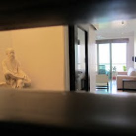 A minimalist style home